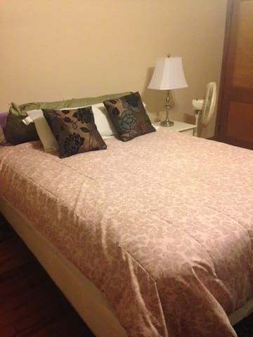 Large room with queen size bed - 雷丁(Reading) - 獨棟