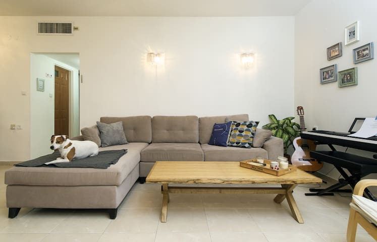 Worm & Cozy Home in the Center of Israel - Holon - Daire
