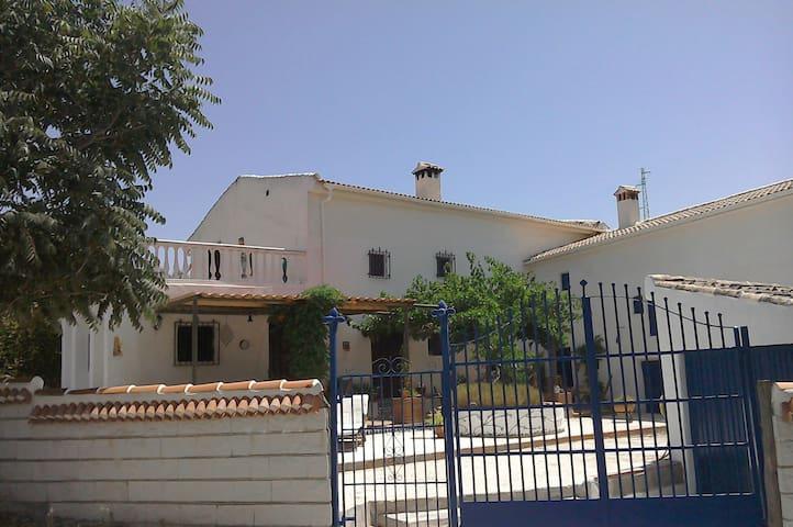 Casa Aromic - Castillo de Locubín