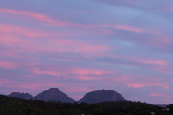 Hazards View Retreat - Coles Bay - Ev