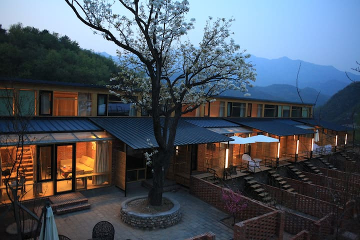 4号莫奈 BLUE VALLEY 观蓝谷——距离箭扣长城最近的度假农庄 - Peking - Rivitalo