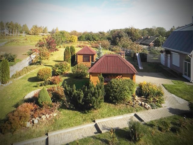 Cottage, house for rent by Minsk - Минск - 獨棟