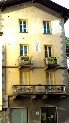 Appartamento casa d'epoca - Morbegno