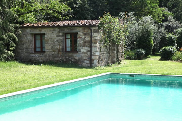 VILLA ORGANI 'the Rose Cottage' - Vaiano (PO) - Appartement