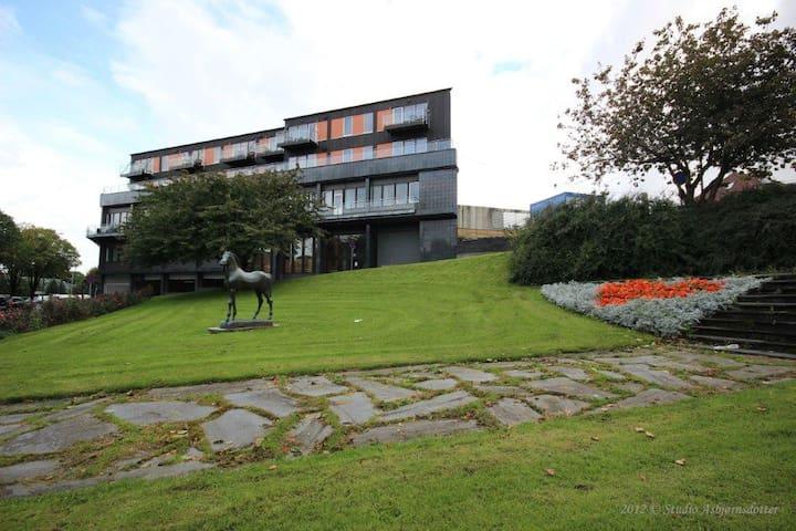 Flotmyrgården Leilighetshotell - Haugesund