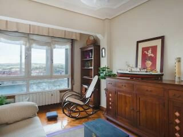 Near Bilbao and beaches - Portugalete - Appartement
