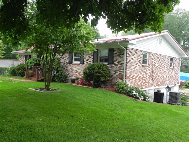 Spacious and comfortable apartment. - Blountville - Appartement