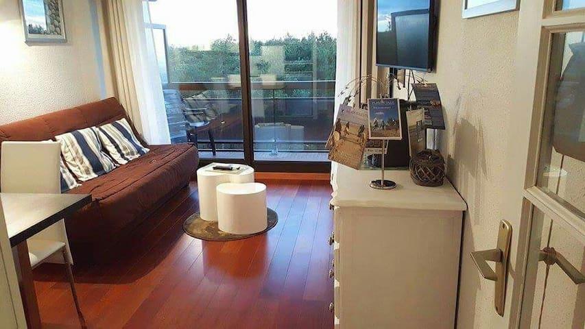 appartement avec wifi à 200m plage. - Le Touquet-Paris-Plage