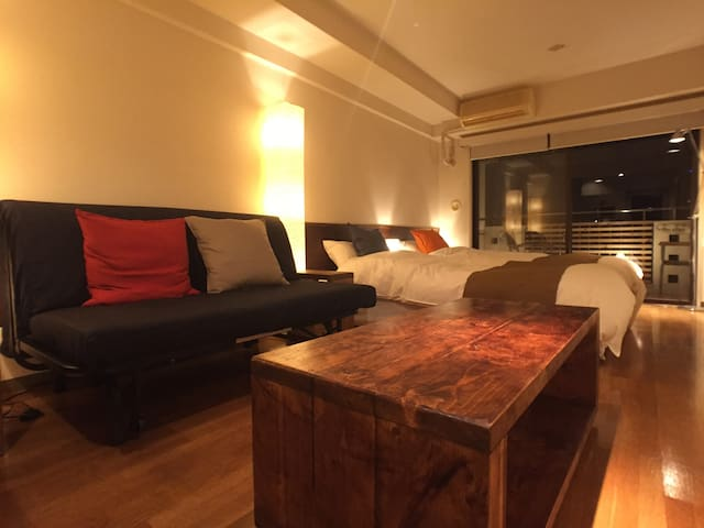 Luxury studio in west side of Shinjuku - Shibuya-ku