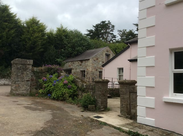 Exceptional wiews of Wicklow countryside - Tinahely - Huis