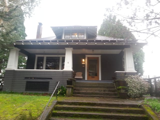 April 2-8:  PDX Craftsman near Division - Portland - Haus