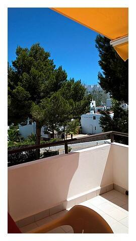 Apartment in Ibiza (S'Argamassa near Sta Eulalia) - S'Argamassa - Apartment