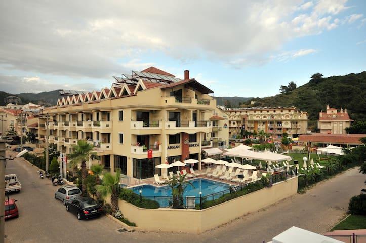 Marmaris'te kiralık Apart daire - Мармарис - Квартира