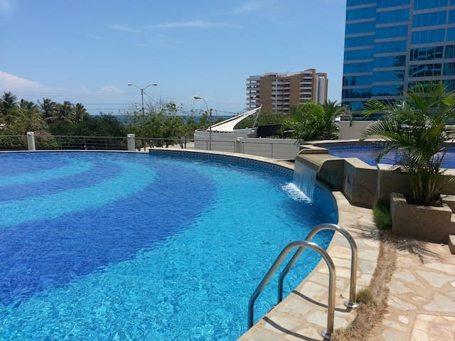 Excellent location - New Apartment - Playa Moreno / Pampatar - Appartement