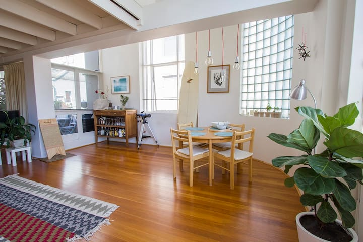 10 minute walk to the city - Woolloomooloo - Daire