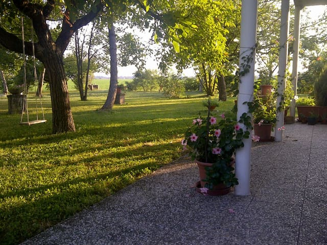 Karl Country House with nice garden - San Bartolomeo In Bosco