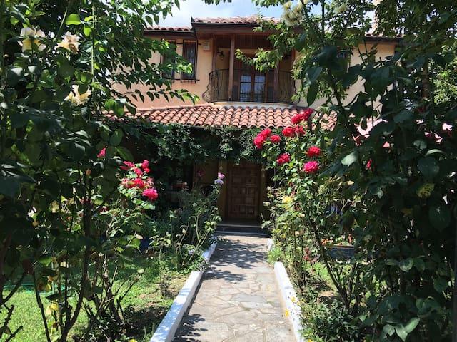 Charming & private house near beach - Platamon