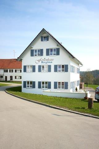 Holiday house Regina in Bavaria  - Walkertshofen