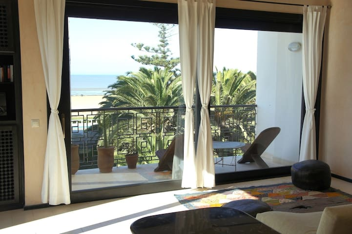 Amazing apartment with sea view - Essaouira - Apartamento