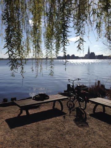 ländlich, ruhig, ökologisch - Rostock - Apartemen