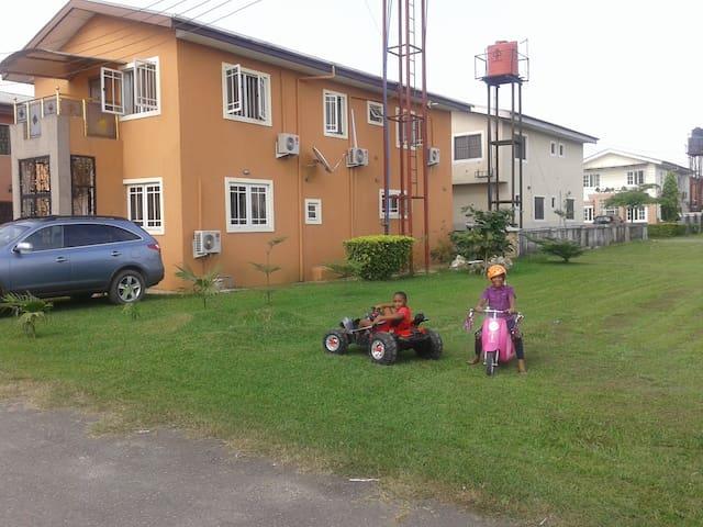 The Oasis - Port Harcourt - Hus