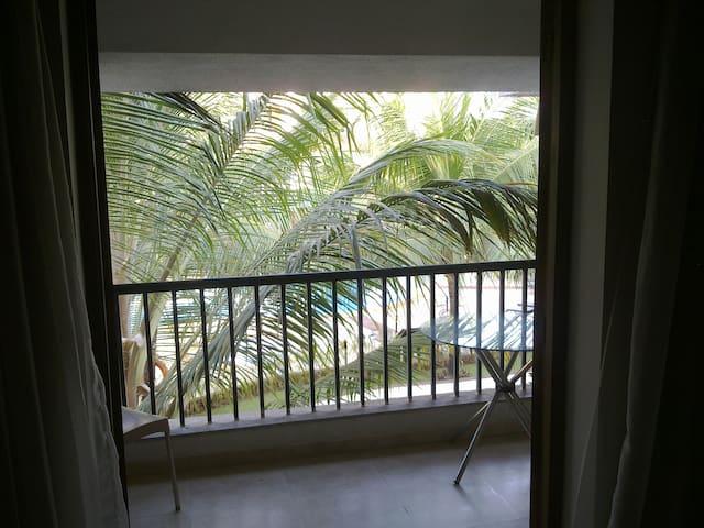 Studio apartment in Arpora, Goa - North Goa - Lägenhet