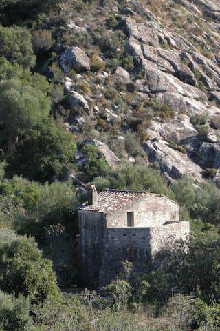 Mill, Mühle, Molino - Jimena de la Frontera
