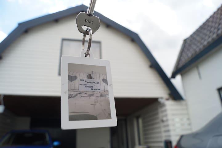 appartement dichtbij Werkendam/Sleeuwijk - Sleeuwijk - Apartamento