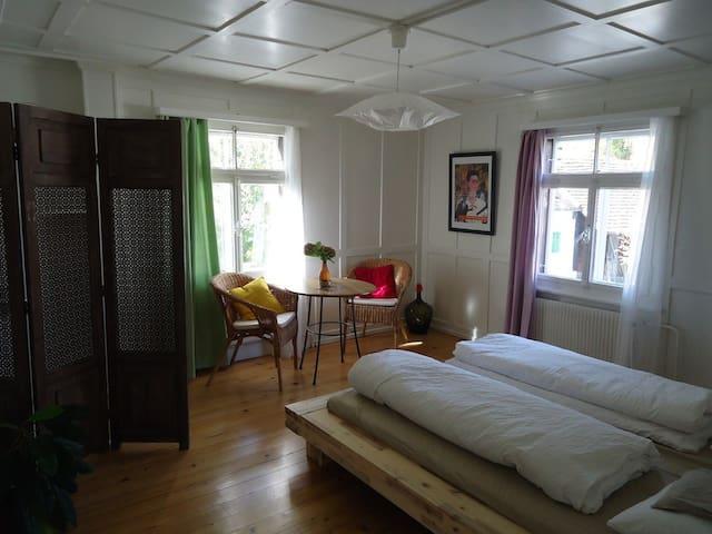 Sprè Doppelzimmer / Frühstück - Bad Ragaz - Oda + Kahvaltı