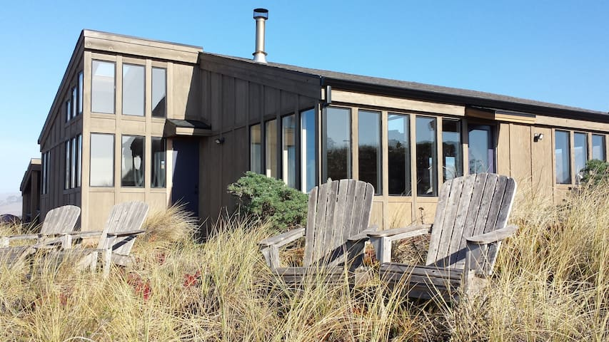Aquene - An Oceanfront Retreat - Bodega Bay - Haus