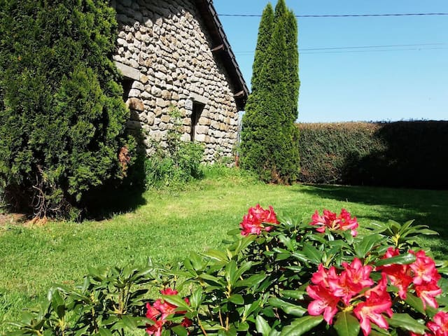 LA GAILLARDINETTE - Saint-Jeures - Huis