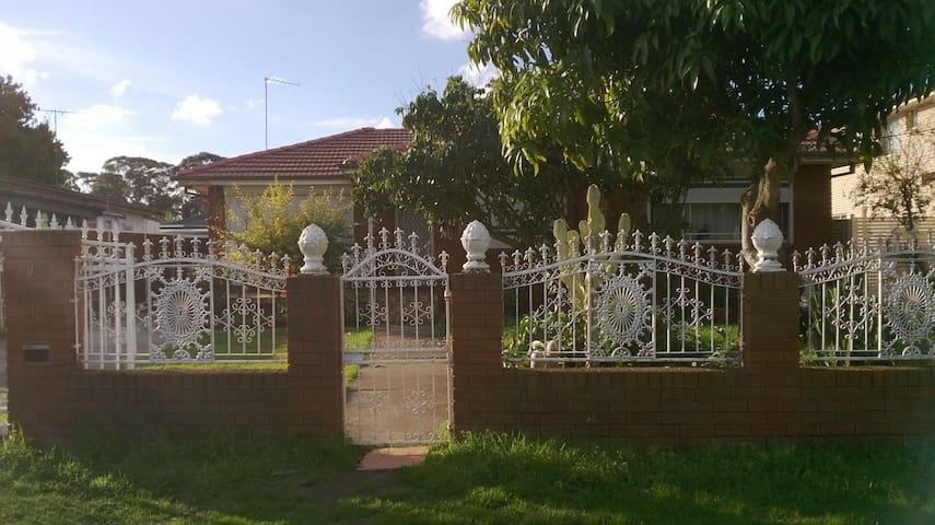 Good neighbourhood and quiet place - Fairfield West - Huis
