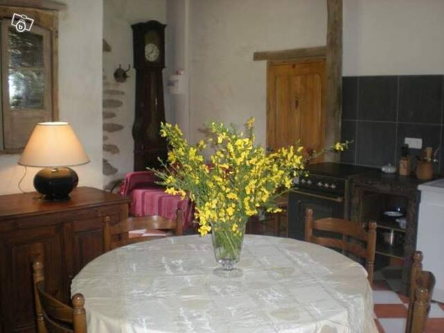 Apartment 40m2 quiet in countryside - Saint-Jean-Brévelay - Appartement
