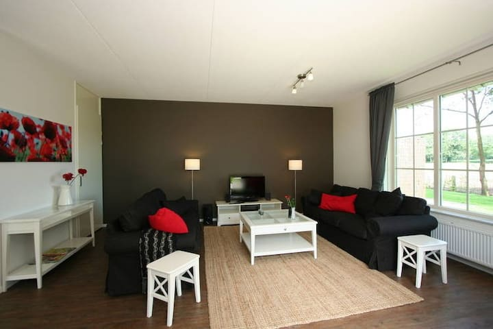 Dutch farm house on countryside - Enter - Apartment