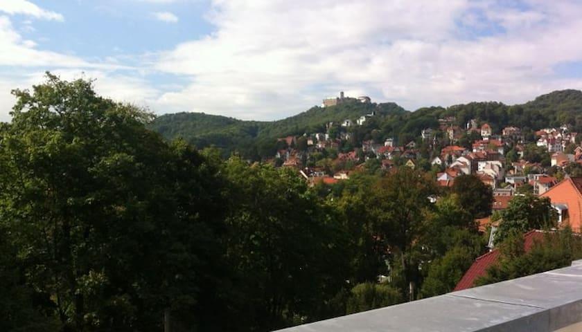 Belvedere an der Himmelsleiter - Eisenach - Leilighet