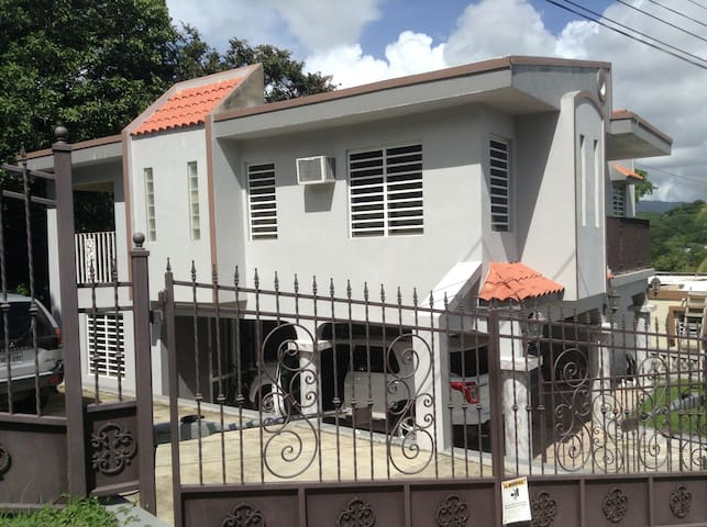 Beautiful home with private pool - naguabo