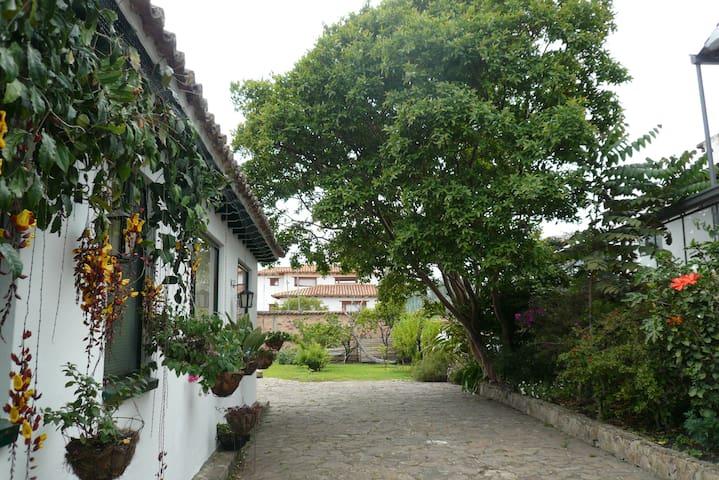 Awesome house in the historic center - Villa de Leyva - Дом