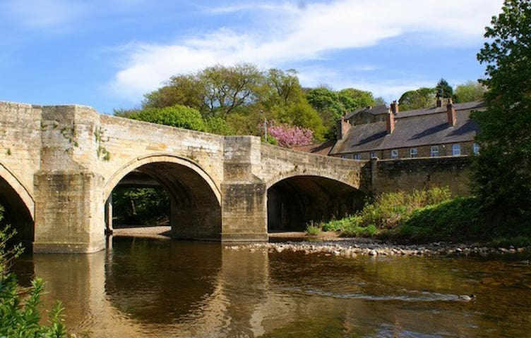 Luxury Character Holiday Cottage - Alnwick