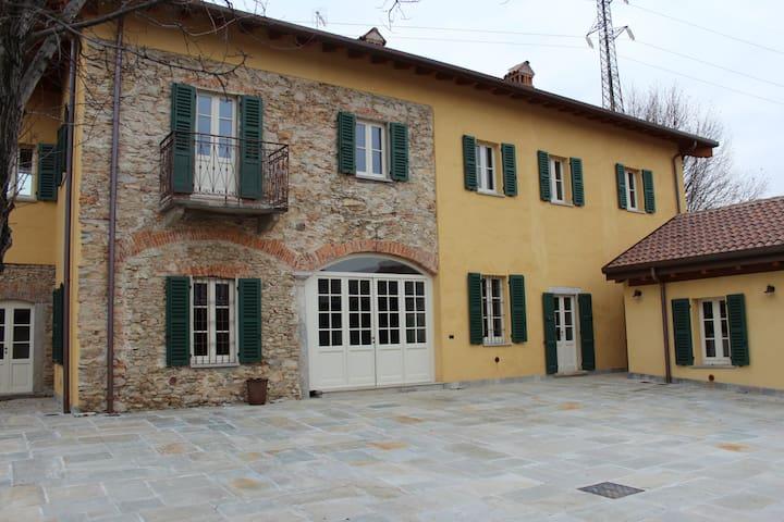 Cascina Colombee tra Milano e Como - Montevecchia - Maison