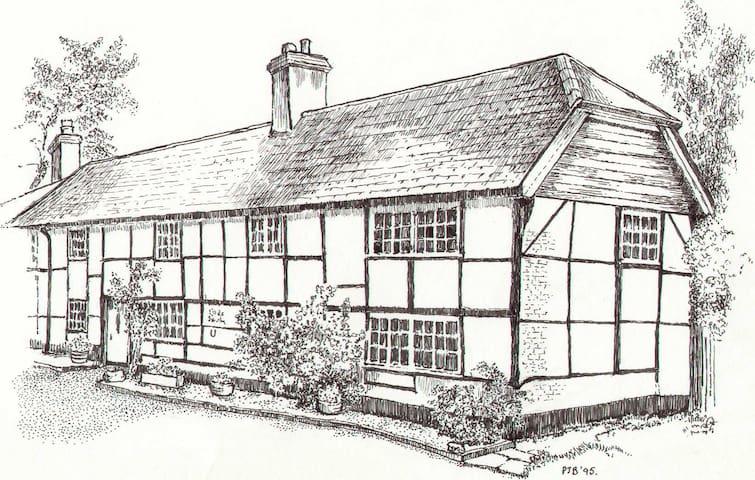 Old Smithy, Damerham - Hampshire - Casa
