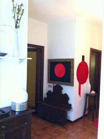 Delizioso appartamento a Pistoia - Pistoia - Lägenhet