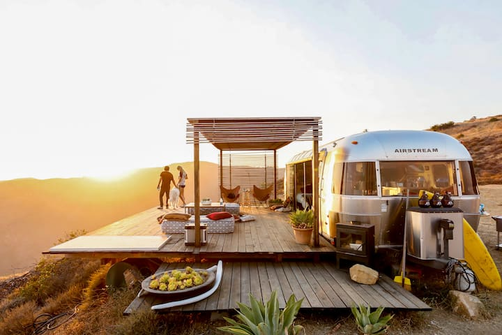 Malibu Dream Airstream  - Malibu - Asuntoauto
