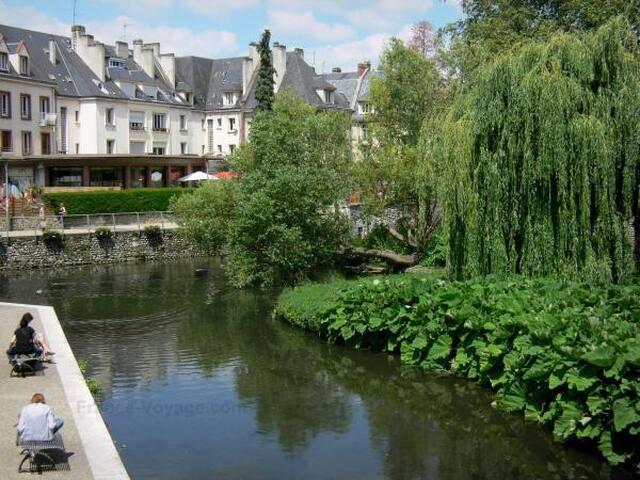 Appartement Evreux centre dans résidence au calme - Évreux - Lägenhet