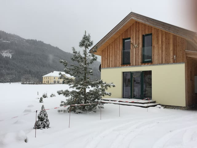 Chalet in Oostenrijk zomer/winter Murau Steiermark - Murau - Hytte (i sveitsisk stil)