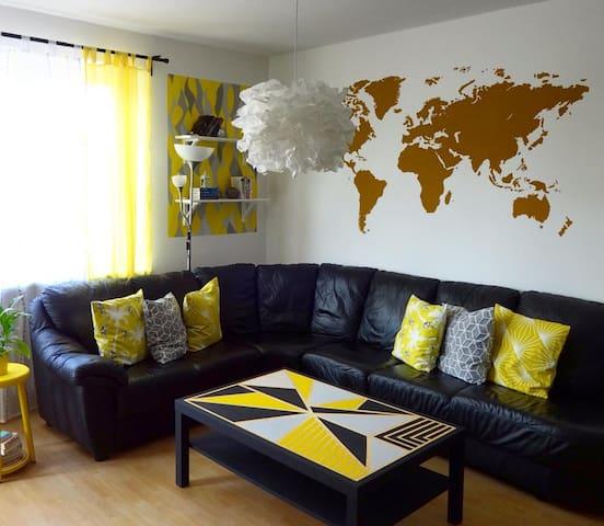 The Blue Room - Braunschweig - Appartement