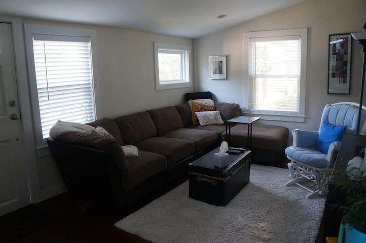 Quite Couch in Dedham - Dedham - Apartamento
