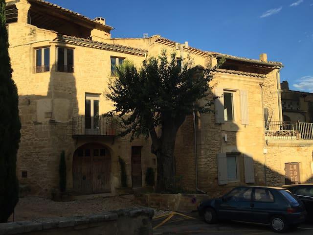 Charmant gîte 30 m² Pont du Gard - Castillon-du-Gard - Appartement