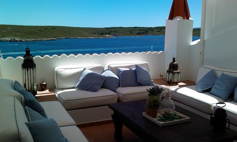 Great duplex in Menorca - Fornells - Apartament