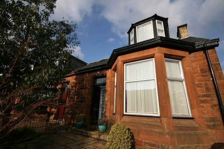 Cosy Family Home in Ayrshire - Kilmarnock - Huis