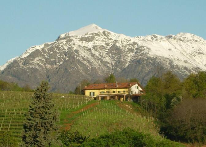 Splendido loft in cima alla collina - Bricherasio - Loteng Studio